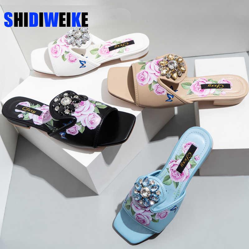 Frauen Sommer Flip Flops Schuhe Sandalen Slipper Indoor /& Outdoor Strandschuhe