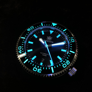 Image 3 - 2020 Top clock Japan NH35 Stainless Steel Watches 1000m Diver Watch Automatic Sapphire Crystal Mechanical wristwatch dive Men