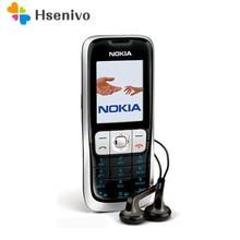 Nokia 2630 Refurbished-Original Unlocked Nokia 2630 2630C Cell Phone 1.8 inch mobile phone 700 mah One Year Warranty