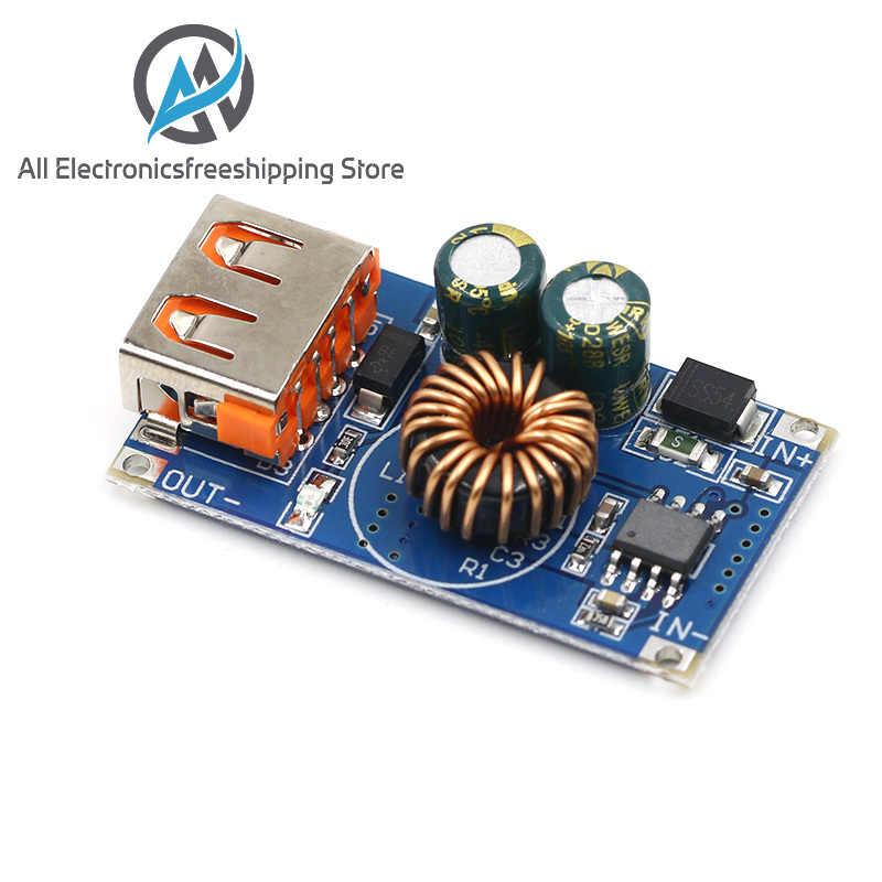 12V 24V zu QC2.0 QC3.0 Handy USB DC Step Down Modul Schnellladekarte GE