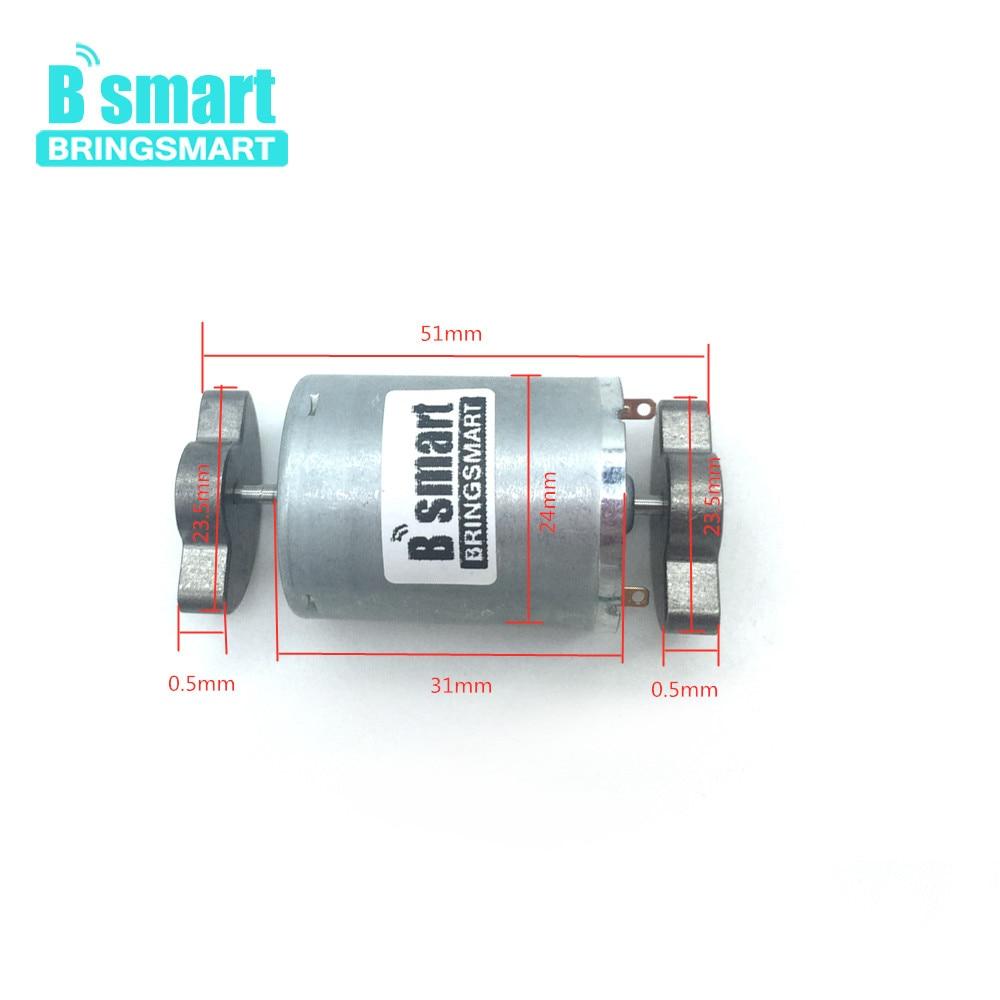 5000 r min high-speed vibration motor cylinder massage diy toys hobbies 12V
