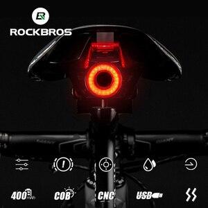 ROCKBROS Light Auto Start/Stop