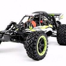 2WD Системы Whit 29cc 2 тактный газовый двигатель RC автомобиль для 1/5 весы ROVAN ROFUN гоночный Q-Baja