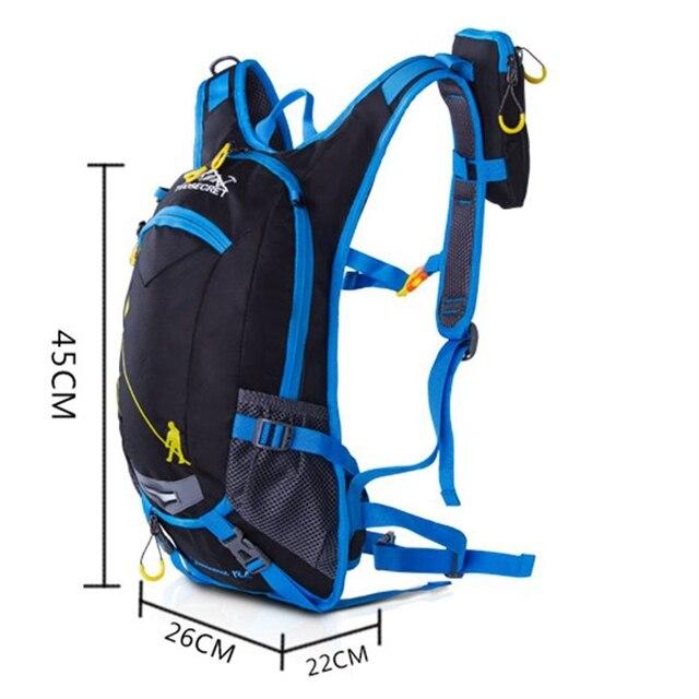 18l impermeável mochila esporte ao ar livre mochila saco de água acampamento caminhadas ciclismo mochila de água 2