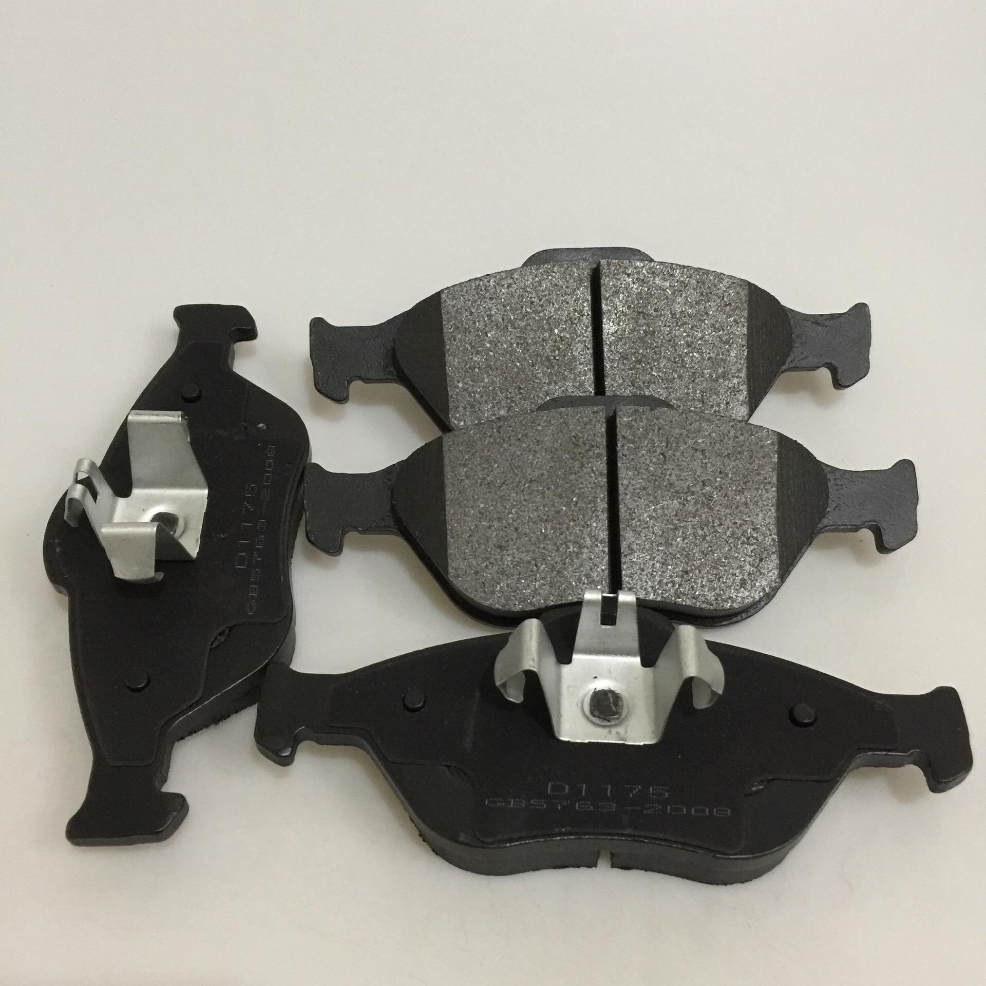 Plaquette de frein en céramique pour Ford Fiesta