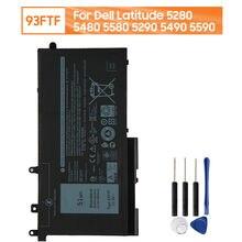 Подлинная запасная батарея для ноутбука 93ftf dell latitude