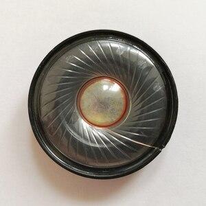 40mm fone de ouvido alto-falante unidade 32 ohm alto-falante baixo pesado pet diafragma fones de ouvido diy 115db/w