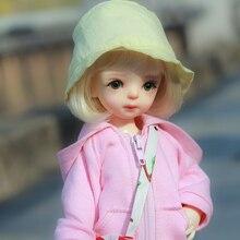 Napi Haru Bjd Sd Pop 1/6 Yosd Body Model Baby Meisjes Jongens Hars Speelgoed Hoge Kwaliteit Fashion Shop Luodoll Kerst gift