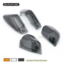 KAWASAKI ZZR400 1993 2006, ZZR600 1993 2008 오토바이 액세서리 램프 커버 EX400 EX600 용 전면 후면 턴 시그널 라이트 렌즈