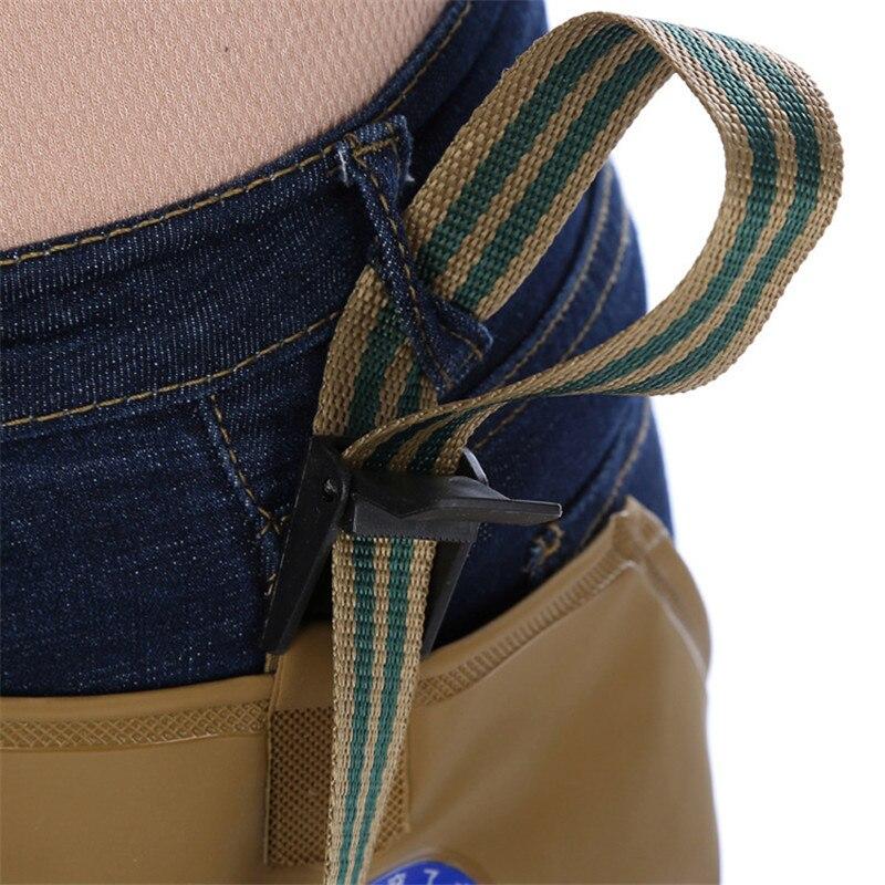 borracha 0.7mm pvc calças de uma peça