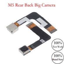 100% Original Main Camera Module for Sony M5 Rear Back Big Camera Module Replacement Repair Spare Part  (10pcs) free shipping new for sony a65 camera rear cover behind lcd pcb board replacement part