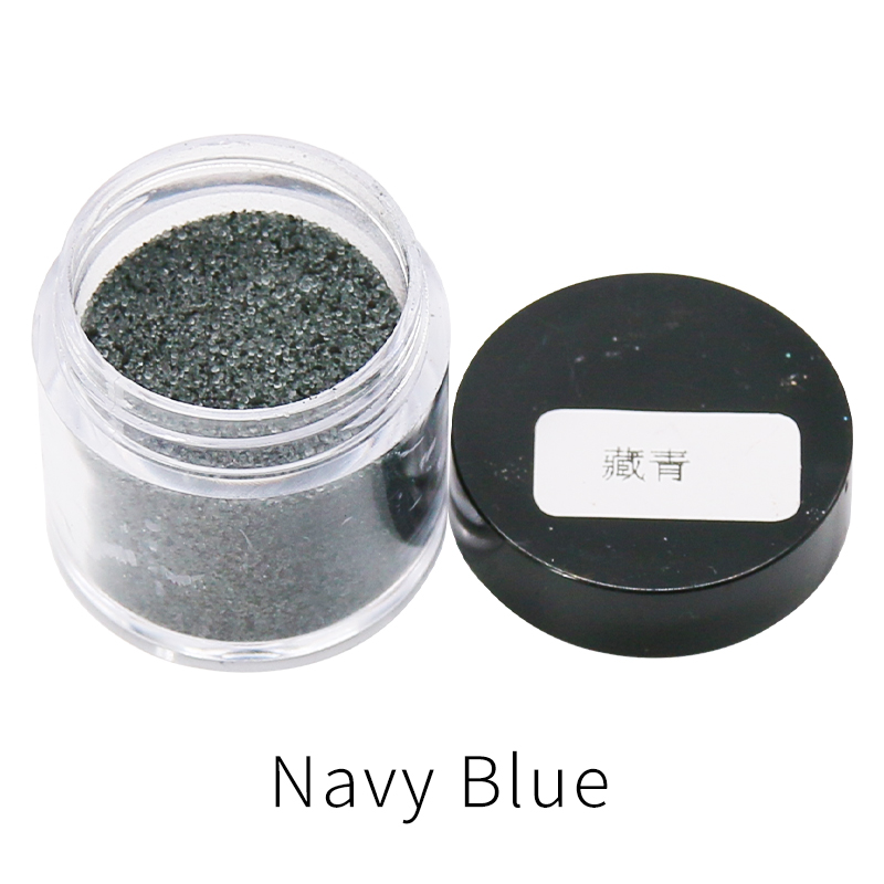 Navy Blue Color Fabric Dye Pigment Dye For Clothing Renovation In Cotton Feather Bamboo Dyestuff Acrylic Paint Powder 10g/bottle