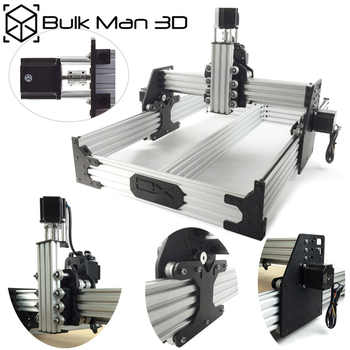 OX CNC Router 4Axis Woodworking Engraving Milling Machine Desktop Belt Driven with 175 oz*in Nema23 Stepper Motors - DISCOUNT ITEM  7 OFF Computer & Office