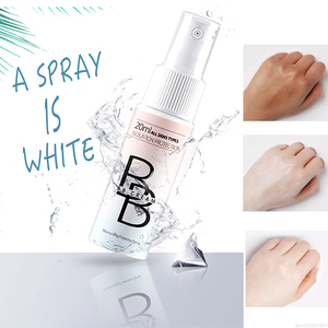 20ml Portable Body Face Whitening Spray BB Cream Foundation Base Brighten Makeup Concealer Long Lasting Cosmetic Tool TSLM1