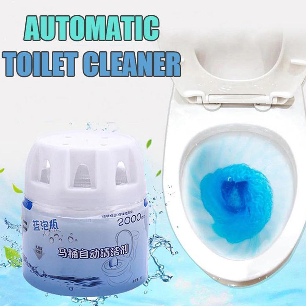Toilet Cleaning Deodorant Antibacterial Toilet Aroma Magic Automatic Flush Toilet Cleaner Bottled Toilet Cleaner