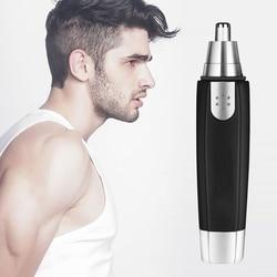 Nose Hair Trimmer Electric Nose Hair Remover Man Shaving Nose Trimmer Hair Clip Black Ear Nose Hair Clipper Trimer For Men