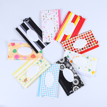 Wet wipes box portable Baby Wipes Box Wipe Cleaning Carrying Bag Clamshell Snap Strap Container Case EVA