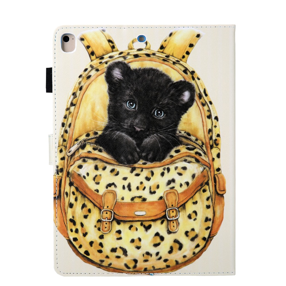 for Funda Tablet New PU Magnetic-Stand Smart-Cover iPad 10.2 7th-Generation Case