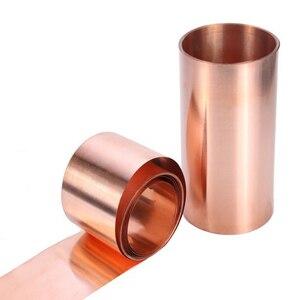 Image 2 - 銅箔テープシールドシート 100 ミリメートル/200 ミリメートル * 1 メートル両面導電性ロール回避のため電圧と電流