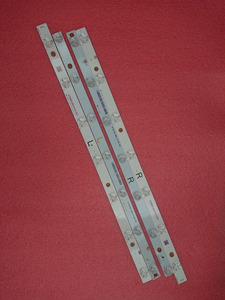 Image 5 - 16pcs LED Backlight Strip for TX 55AX630B 55AX630E TX 55DX600B 55DX600E 55DX650B TX 55DS500B 55DS500E TB5509M 550TV01 550TV02 V4