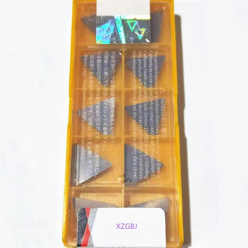10pcs TPMN160308 VP15TF TPMN332 VP15TF CNC Carbide Inserts Thread Turning Tool Machine Cutting Tools Milling Cutter