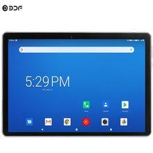 Tablet octa core pc android 10.1, recém chegada 9.0 polegadas mercado google chamada telefônica dual sim ce tablet gps da marca wi-fi 2.5d tab