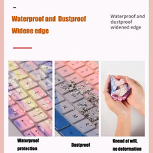 Nice quality Waterproof, dustproof and non-deformation acrylic keyboard protector
