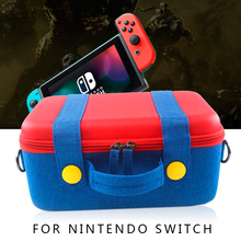 EvaสำหรับNintendo Switchกระเป๋าเกมคอนโซลNS Hostอุปกรณ์เสริมPack Nintendสวิทช์อุปกรณ์เสริมJoyconกรณี