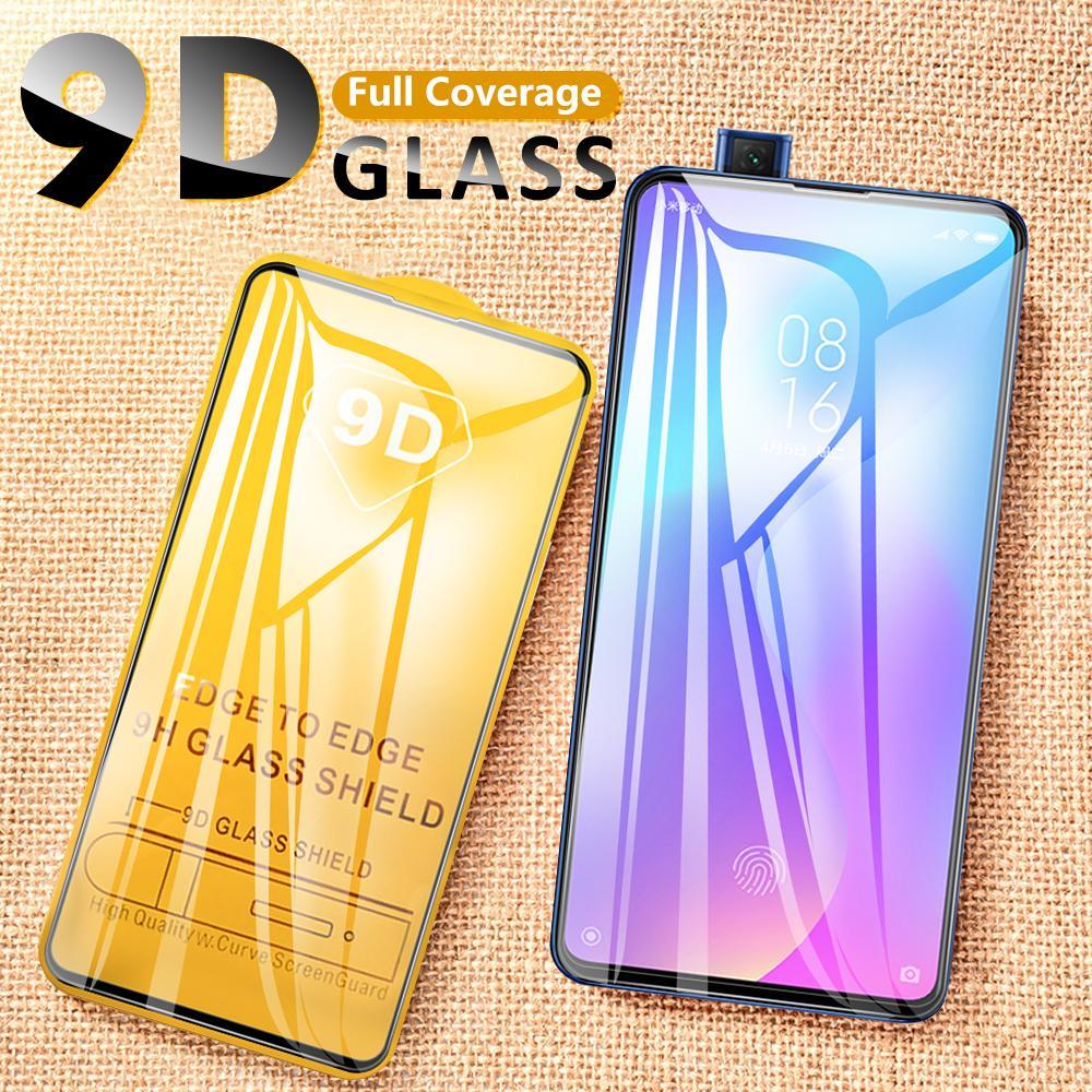 9D Protective Glass For Xiaomi Mi 9 Lite A3 Light 9T Screen Protector On The For Xiaomi 9 Lite Mi 9t 9lite CC9 CC9E 9T Pro 9se