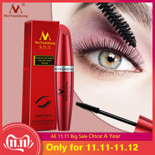 Makeup Eye Mascara Lengthening Nutritious Moisturizing Easy to Dry Natural Curling Thick Waterproof Sweat-proof Eyelash Care(China)