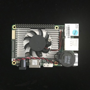 Image 1 - 1 pcs x Up Board Intel X86 credit card size computer board voor makers met Quad Core Atom X5 8350