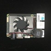 1 шт. x Системная плата Intel X86, размер кредитной карты, компьютерная плата для производителей с четырехъядерным процессором Atom X5 8350