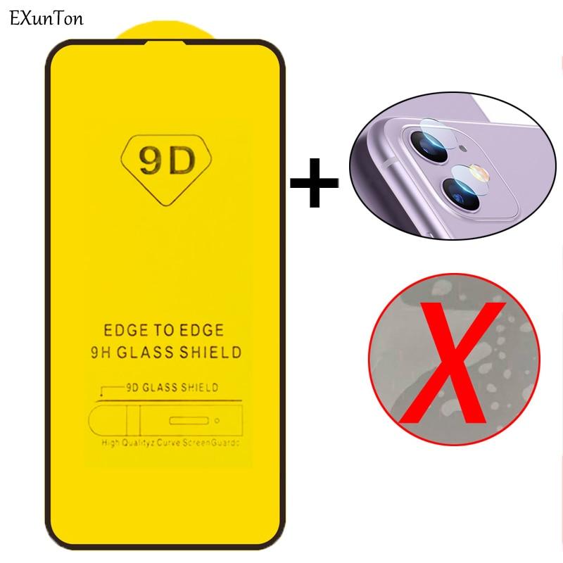 9D закаленное стекло для IPhone 11 Pro Max стекло для Apple IPhone 11 Pro SE 2020 SE2 Защита экрана для IPhone11 Pro Max черный|Защитные стёкла и плёнки|   | АлиЭкспресс