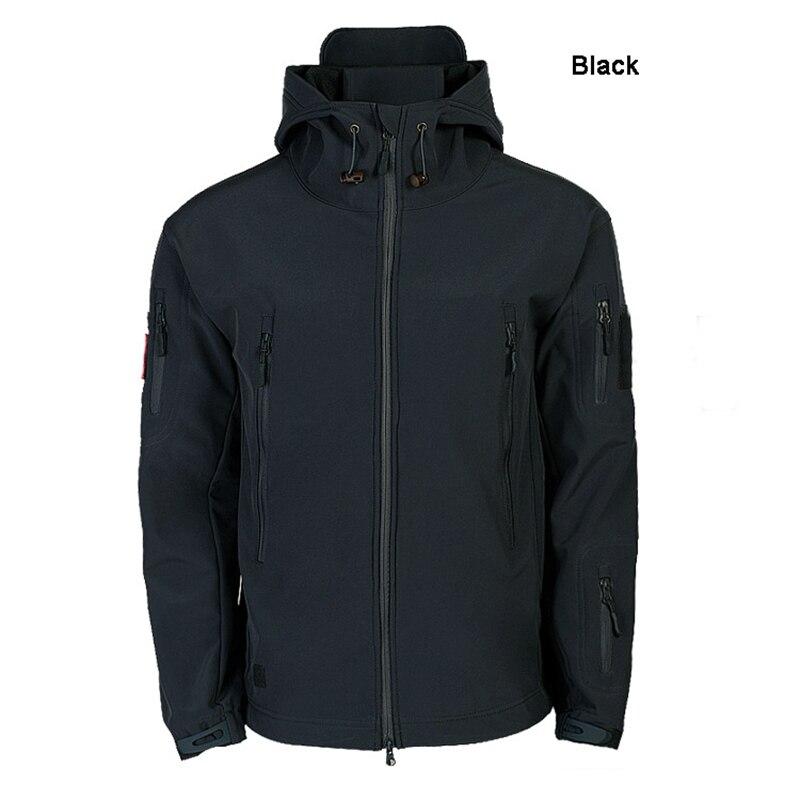 Jacket Men Outdoor Jacket Waterproof Warm Coats Male Outwear Mountaineering Overcoat Casual Thicken Velvet Jacket Mens Oversize