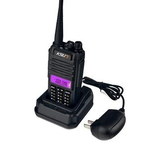 Image 5 - KSUN X UV1D Walkie Talkie 8W VHF UHFแบบDual Band 136 480MHz Handheld CommunicatorวิทยุHF Transceiver CBวิทยุ