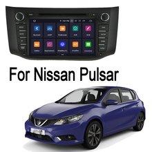 Zaixi для nissan pulsar 2012 ~ 2014 2 din Автомобильный android