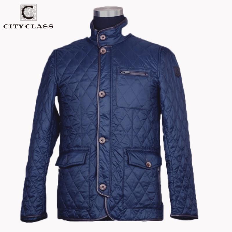 CITY CLASS 2020, новинка, весна осень, Мужское пальто, стеганая куртка, деловая, повседневная, модная куртка бомбер, пальто для мужчин, 8006