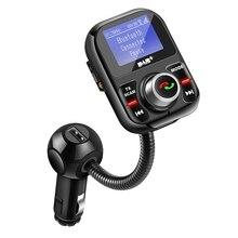 Car DAB Autoradio Adapter Autoradio Digital Radio Bluetooth Hands Free FM Transmitter USB Recharge U/TF Musik Play