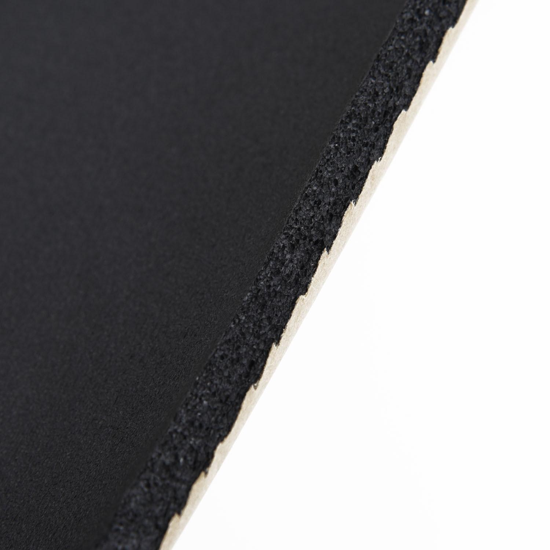10Mm Car Sound Proofing Deadening Insulation Cell Foam Deadener 100*50cm Rubber