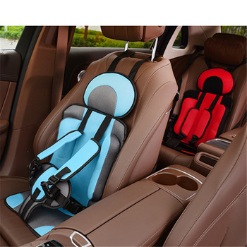 8 Colors Baby Children's Seat Mat For 6 Months to 12 Years Old Portable Thicken Soft Breathable Chairs Mats oddler Protect Mat