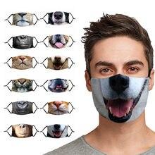 Carvão ativado pm2.5 máscara de filtro ao ar livre algodão inverno quente boca tampas impressão máscaras faciais proteção mascarilla bocas laváveis