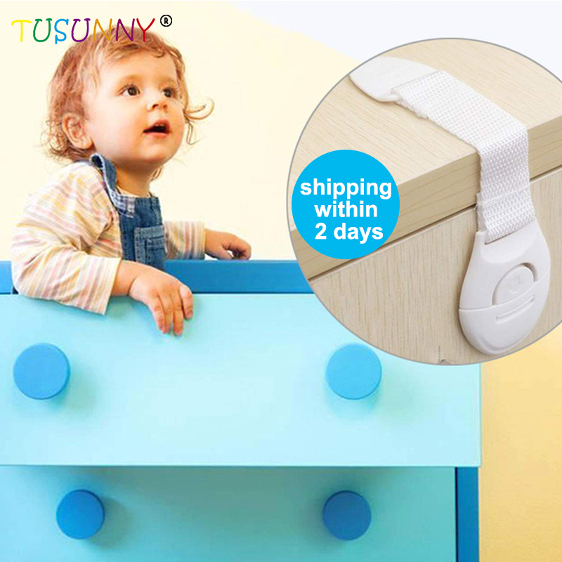TUSUNNY 2 Pc / 4 Pc / 5 Pc / 8 Pc Child Protection Multifunctional Baby Safety Door Lock Anti-collision Corner