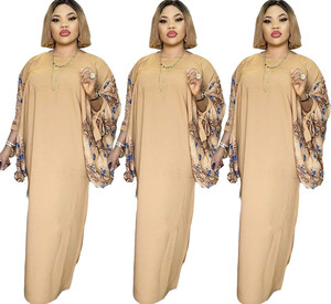 Long Abayas Maxi Dress African Dresses for Women Muslim Dress Dashiki  Robe Africaine Femme  New Africa Clothing  ladies clothes