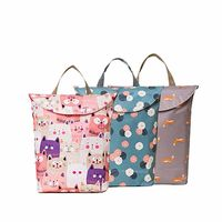 Multifunctional Diaper Bag Large Water Resistant Portable Outdoor Baby Nappy Tote Handbag For Kids Accessories Women