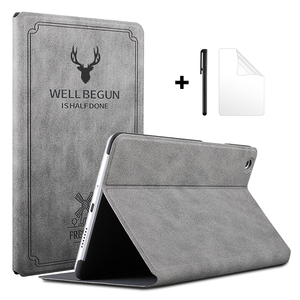 Case for Huawei MediaPad M3 8.4 BTV-W09 BTV-DL09 Slim Folding Flip Stand Cover PU Leather Case for Huawei M3 8.4 Tablet Funda