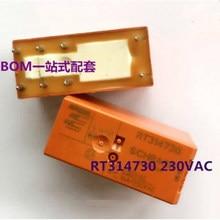 RT314730 230VAC Relé 16A 8 Pin RT314730-230VAC