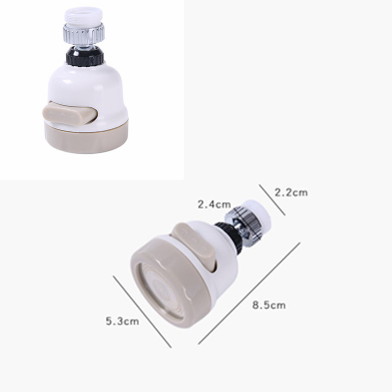 Moveable Kitchen Tap Head Kitchen Rotatable Faucet Sprinkler Spatter Water Saving Filter Sprayer For Household Tool 3