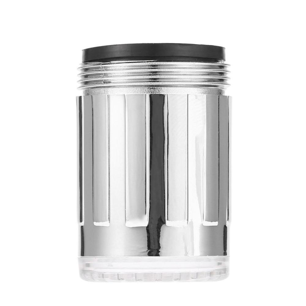 Water Tap Glow Shower LED Faucet Light Pressure Sensor 3 Colors RGB Colorful Mini Kitchen Bathroom Accessories