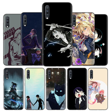 Silicone Case Cover Voor Samsung Galaxy A50 A80 A70 A40 A30 A20 A20e A10 A51 A71 A11 A21 Note 8 9 10 Plus 5G Noragami Yato Anime