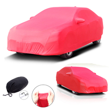 Fit for Sports Car Sedan SUV Universal Beauty Styling Stretch Car Cover Sunproof Dustproof Scratch Resistant UV Protection